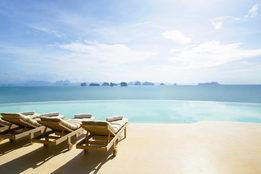 Шесть самых красивых бассейнов в отелях