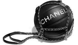 Chanel выпустили баскетбольный мяч