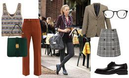 Как одеться модной школьницей в духе «Сплетницы»