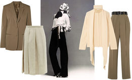 Будущей осенью одевайтесь как модные буржуа 1970-х