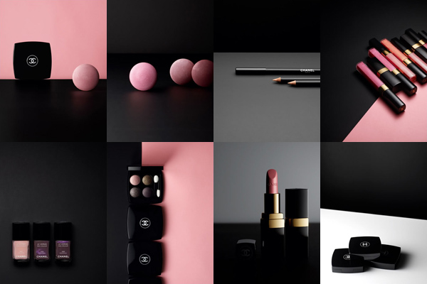 Les Contrastes de Chanel Collection