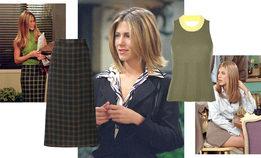 Офисный гардероб как у Рейчел Грин — самое модное решение на осень