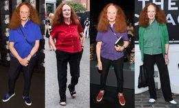 Одевайтесь после 70 как Грейс Коддингтон