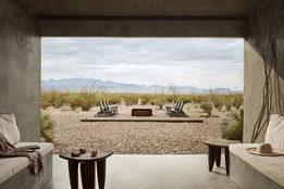 Почему Willow House — самый модный экологичный отель в техасской пустыне