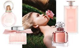 Розовые ароматы, которые помогут пережить пасмурные дни