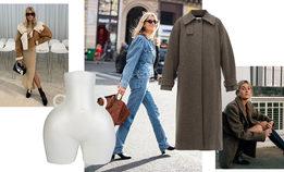 Модные и экологичные покупки на осень француженки Камиль Шарье