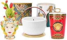 9 классных свечей на зиму, от Louis Vuitton и Gucci до Diptyque