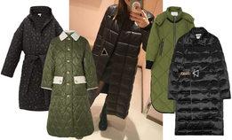 Самые классные стеганые куртки и пальто осени 2019