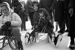 Как Жаклин Кеннеди спасалась от холода
