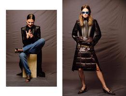 Как моднице одеться в ЦУМе зимой. Часть 2