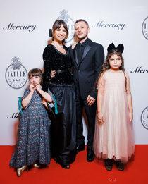 Самые красивые платья на балу журнала Tatler в Москве