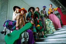 Алессандро Микеле о показе круизной коллекции Gucci в Риме