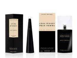 L'Eau d'Issey Noir Absolu и L'Eau d'Issey Pour Homme Noir Absolu