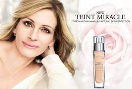 Lancome. Тональное средство Teint Miracle Foundation SPF 15