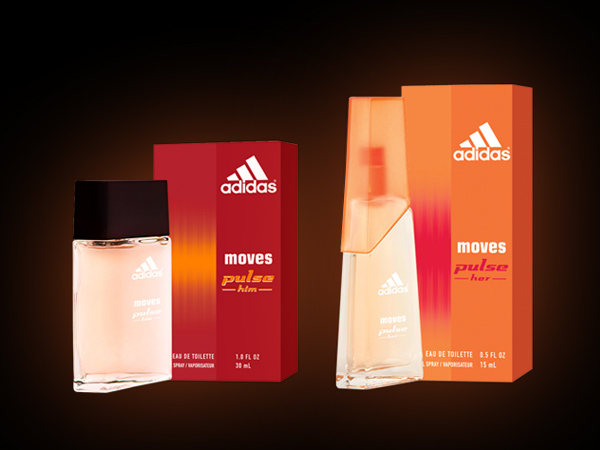 Adidas Moves Pulse him и her
