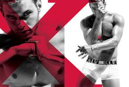 Рекламная кампания Calvin Klein XUnderwear