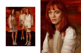 Рекламная кампания осень-зима 2010/11