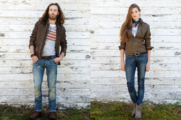 Коллекция кожаных курток ко дню Святого Валентина