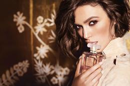 Кира Найтли в рекламе парфюма Coco Mademoiselle