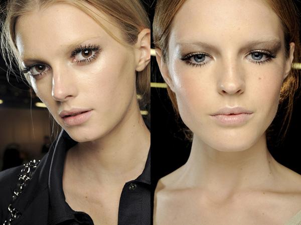 Тенденции макияжа весна-лето 2011