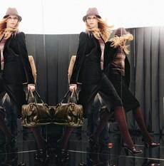 Коллекция женской одежды d g осень зима