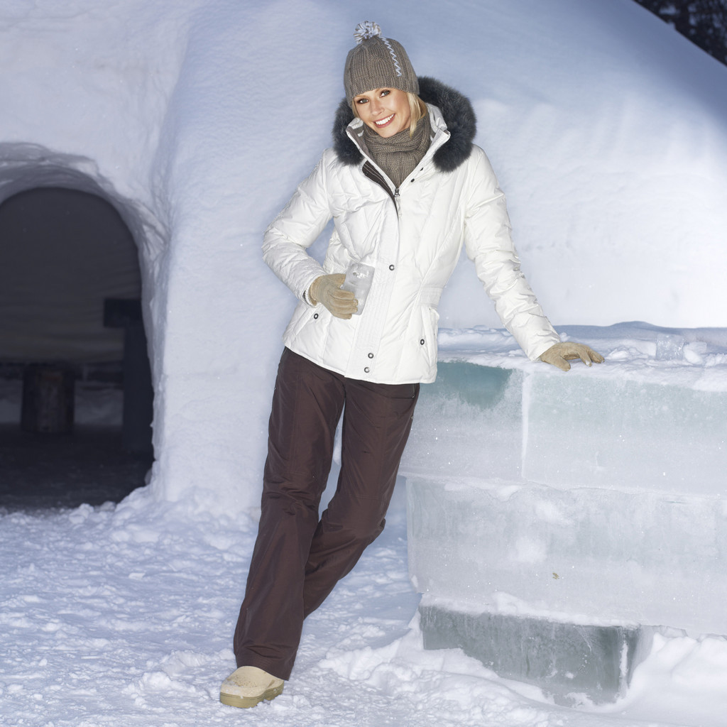 Зимние Костюмы Женские Лухта