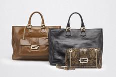 Женские сумки 2009 от Fendi.