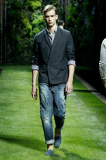 Dolce Gabbana DG SUMMER 2011 MAN FASHION SHOW 51 D&G SUMMER 2011 MAN...