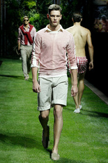 Dolce Gabbana DG SUMMER 2011 MAN FASHION SHOW 25 D&G SUMMER 2011 MAN...