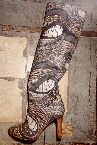 Коллекция обуви Baldinini весна-лето 2011.